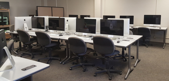 sage hall adaptive computer lab