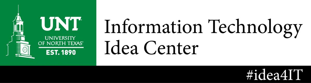 Submit your information technology idea today!