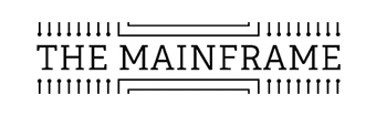 the university mainframe store logo