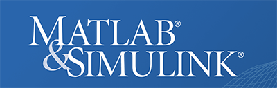MATLAB and Simulink word mark
