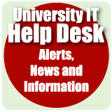 Click here for IT-related alerts, news and information