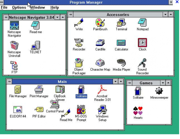 Windows 311